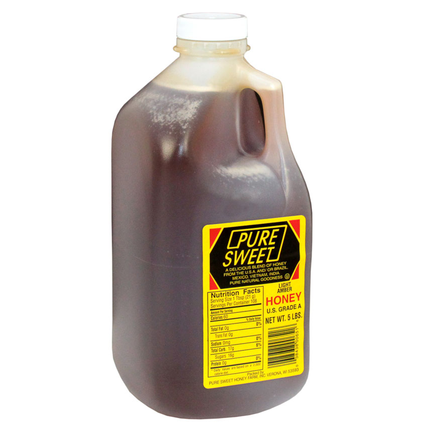 Soup Kitchen Knoxville: Golbon Light Amber Honey