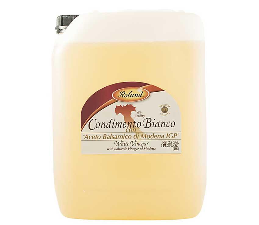 Soup Kitchen Knoxville: Roland White Balsamic Vinegar